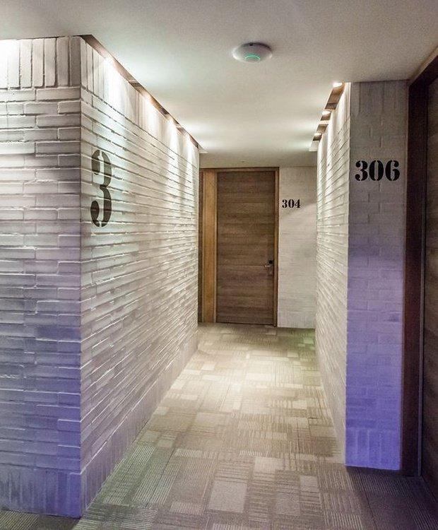 Corridor Mika Hotel
