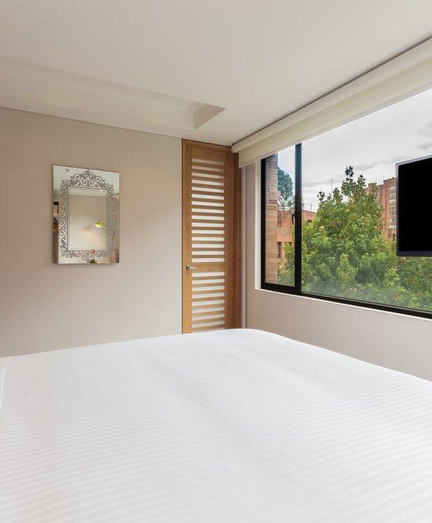Standard Room Mika Hotel